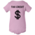 Funny Sayings Baby Onesie - Tax Credit