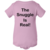 Funny Sayings Baby Onesie - The Snuggle Is Real