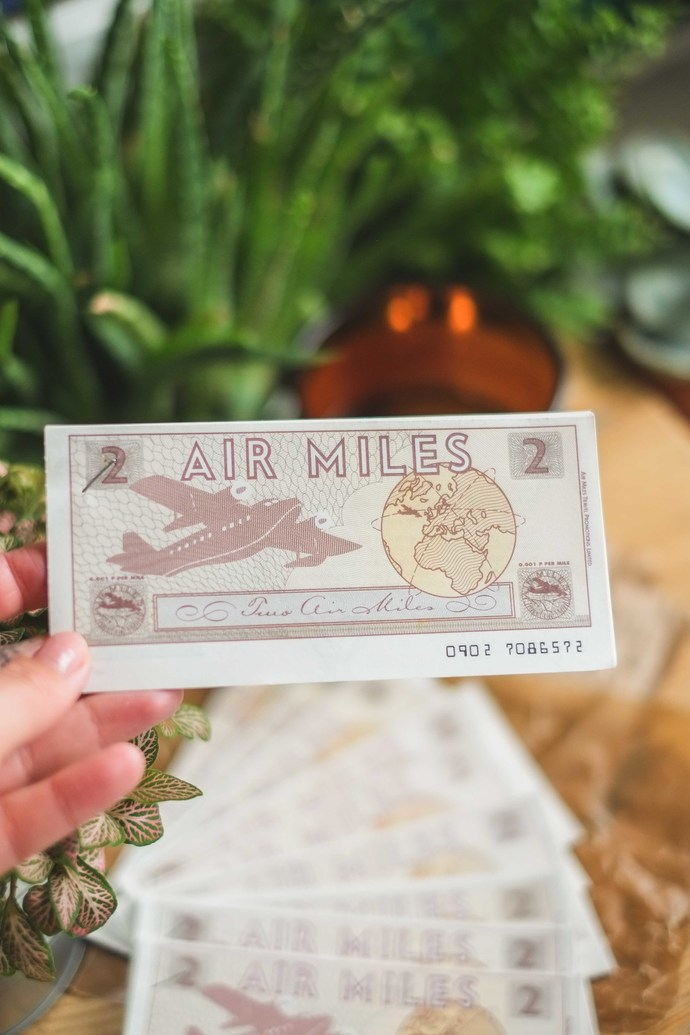 Vintage English British Airways air mile token, packs of 10 - perfect for junk