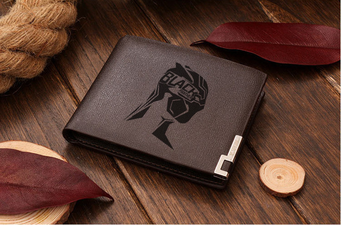 Black Panther #3 Leather Wallet