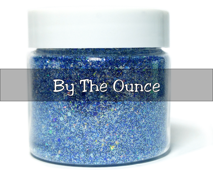 New Years Eve '17 - Metallic Chunky Loose Glitter Mix For Cosmetic and Craft Use