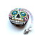 Measuring Tape Flowers Sugar Skulls Small Retractable Tape Measure