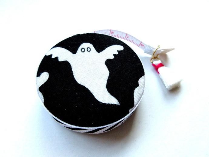 Tape Measure Hallloween Ghost Small Retractable Measuring Tape