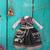 Blythe doll OOAK Halloween dress- *Spirit talk* long sleeves and pockets
