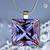 Pendant Necklace Birthstone, June Alexandrite