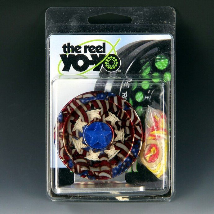 "Rare Seastrom ""The Reel"" Yo-Yo ... New in Box"