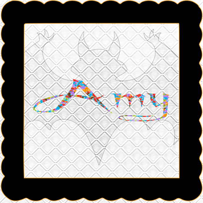Candy Name Amy-Digital Kit-Jewelry Tag-Clipart-Gift Tag-Holiday-Digital