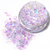 Hocus Pocus - Loose Holographic Pride Themed Chunky Glitter Mix In Blue, Pink &