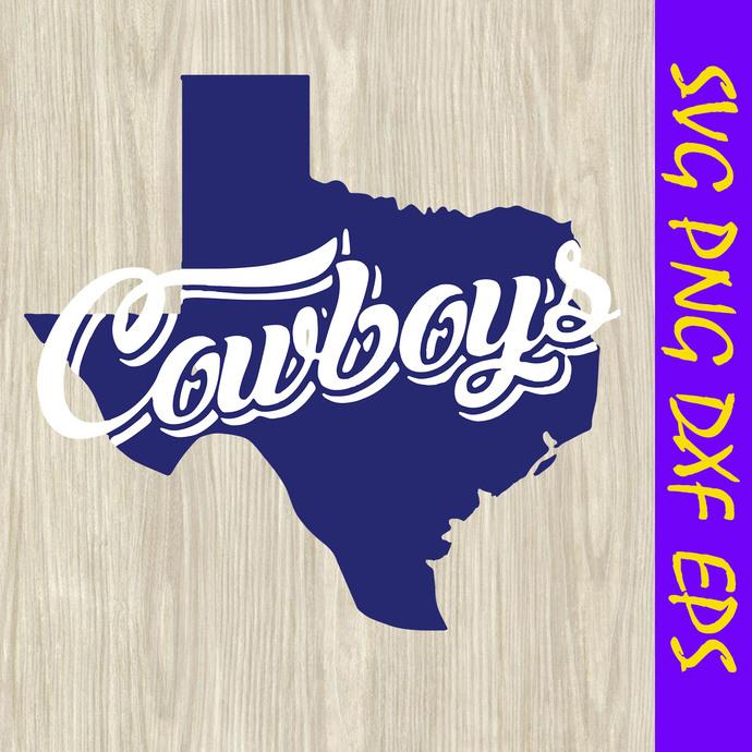 Cowboys svg, skull svg