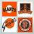 San Francisco Giants Coasters - set of 4 tile coasters - MLB, baseball, league,