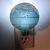 Arizona Coyotes Night Light - plug in light - lamp, LED, plugin, hockey gift,