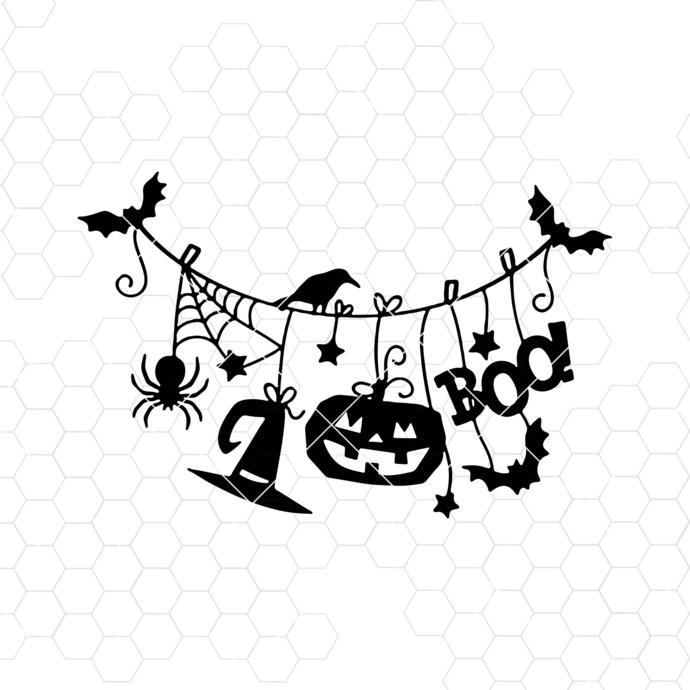 Bee Boo-Halloween