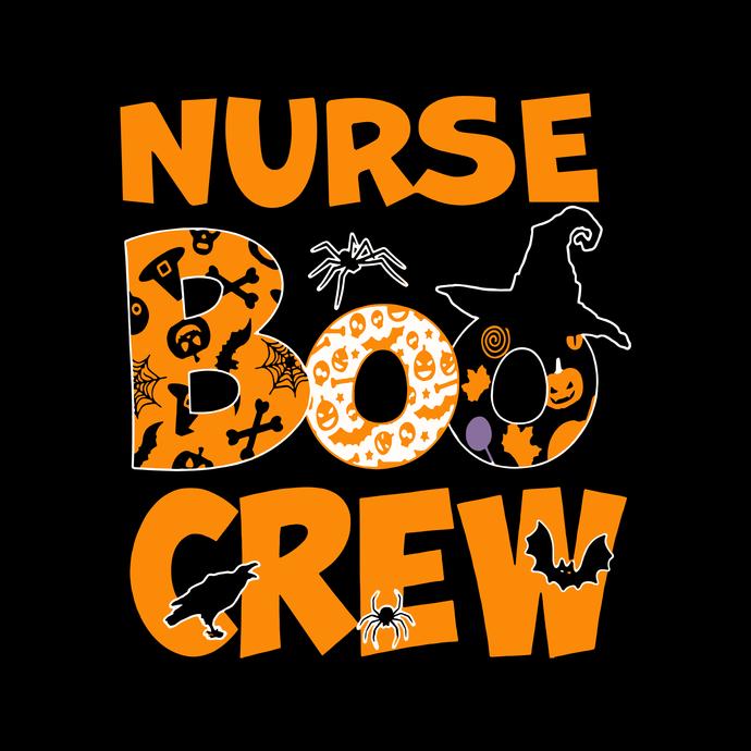 Nurse boo crew svg,Boo Bees,Boo Bees Couples Halloween Costume Funny,Boo Bee