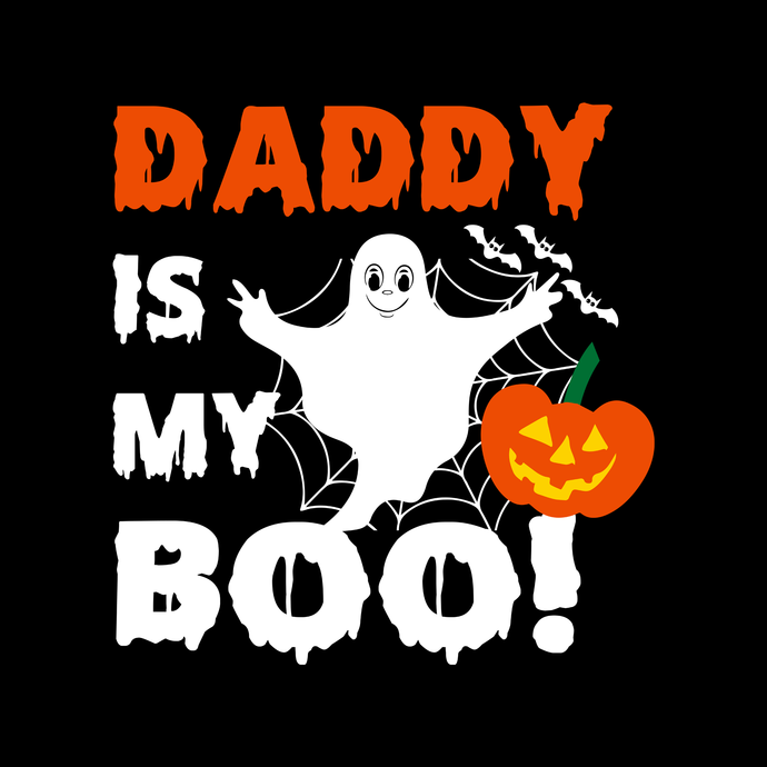 Daddy is my boo,boo boo crew svg, boo boo crew tshirt,Boo bees svg, boo bees