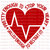 Pretty Enough to Stop Your Heart Vinyl Decal Sticker Nurse Nursing CNA Medical
