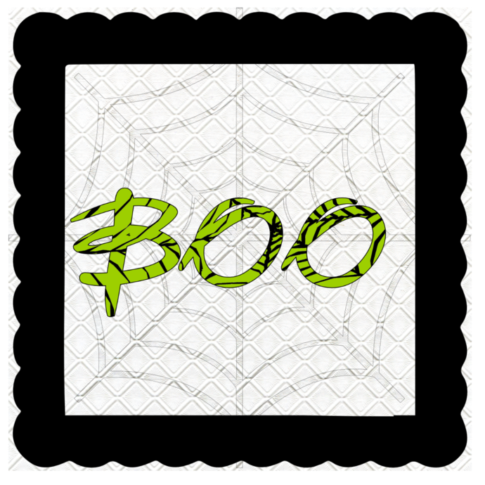 Boo Name H-Digital Kit-Jewelry Tag-Clipart-Gift Tag-Holiday-Digital