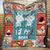 Anime Japan Quilt Funny Baka Anime lover Quilt blanket Gifts Daughter