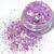 Cheshy Kitty - Purple Mylar Flake and Metallic Pink Loose Glitter Mix