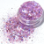 By The Ounce - Cheshy Kitty - Purple Mylar Flake and Metallic Pink Loose Glitter