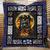 Halloween Jack Rock Quilts, Handmade Quilt for Sale, Throw Blanket, Baby Quilt,