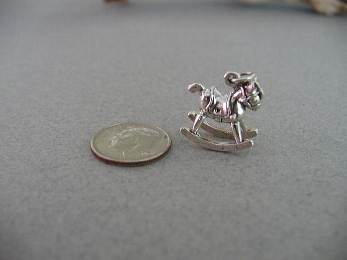 Rocking Horse SS Charm