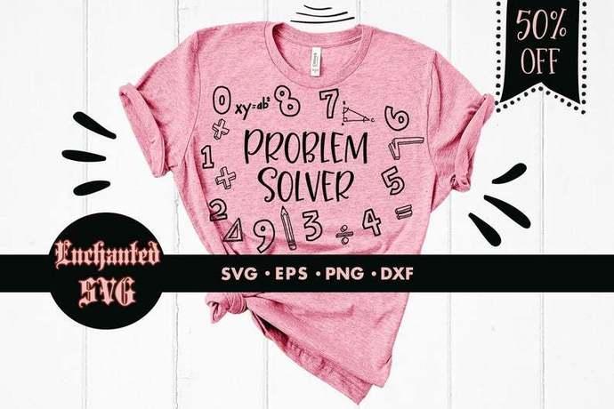 Problem solver svg, Math teacher svg, Mathematics teacher svg, Teacher svg,