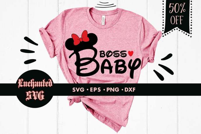 Baby boss svg, Boss baby svg, Baby svg, Toddler svg, Minnie svg, Bow svg, Cute