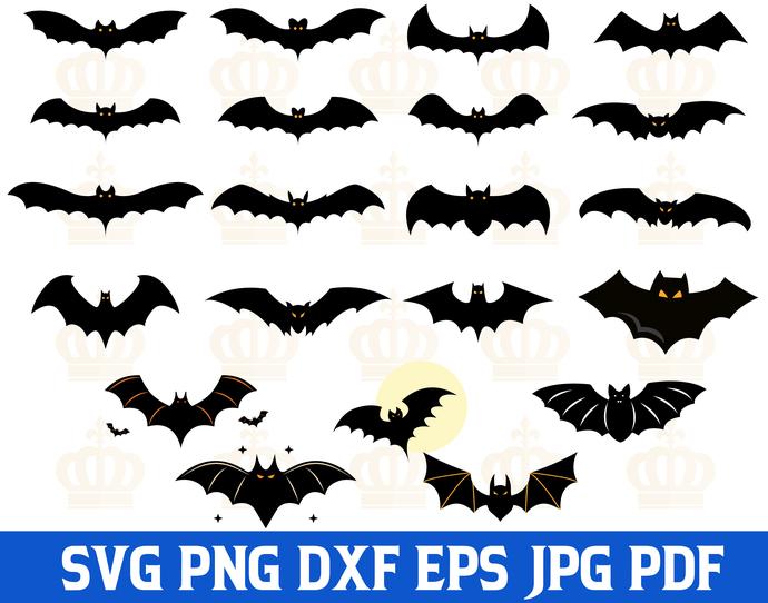 Halloween SVG,Halloween Bat svg,Halloween Ghost svg,Halloween Vector,Halloween