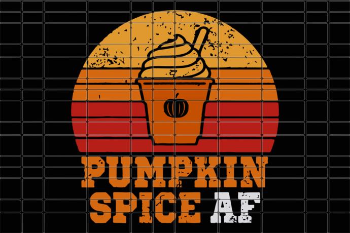 Pumpkin spice af