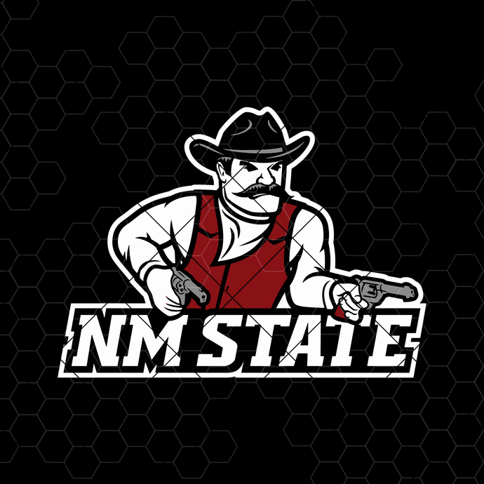New Mexico State Digital Cut Files Svg, Dxf, Eps, Png, Cricut Vector, Digital