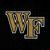 Wake Forest Digital Cut Files Svg, Dxf, Eps, Png, Cricut Vector, Digital Cut