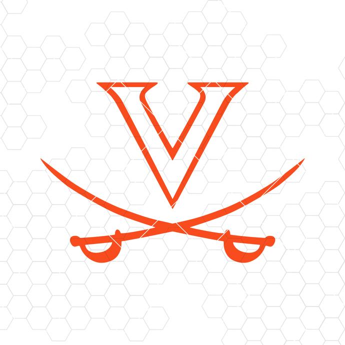 Virginia Digital Cut Files Svg, Dxf, Eps, Png, Cricut Vector, Digital Cut Files
