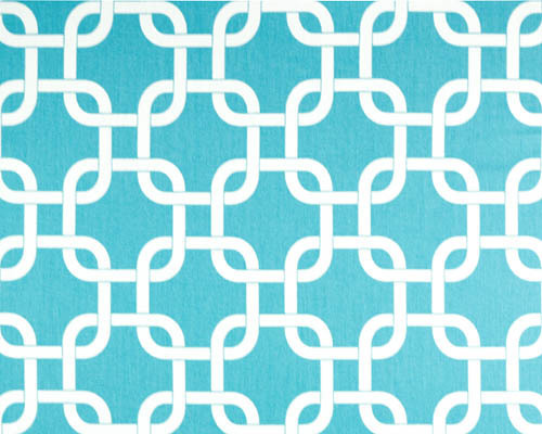 Girly Blue and white  fabric. fabric by yard. Gotcha  Premier Prints. cotton.