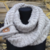 39 COLORS - 2 ITEMS - Scarf Knitted Snood Gift For Her Headband Openwork