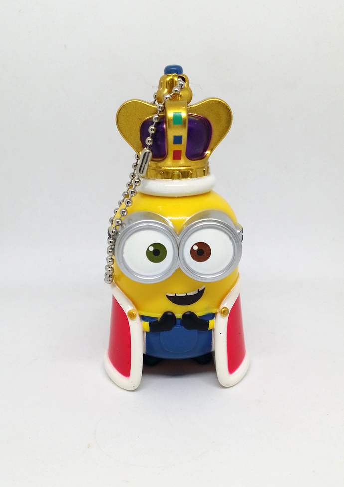 Japan Import Minion BOB Jointed Cell Phone / Bag Charm Strap - Universal