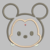 Tsum Tsum Embroidery Design Applique - Mickey Mouse