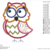 Owls Combo Pack Embroidery Applique Designs