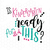 Is Kindergarten Ready For All of This? *Design* Girl First day of school SVG