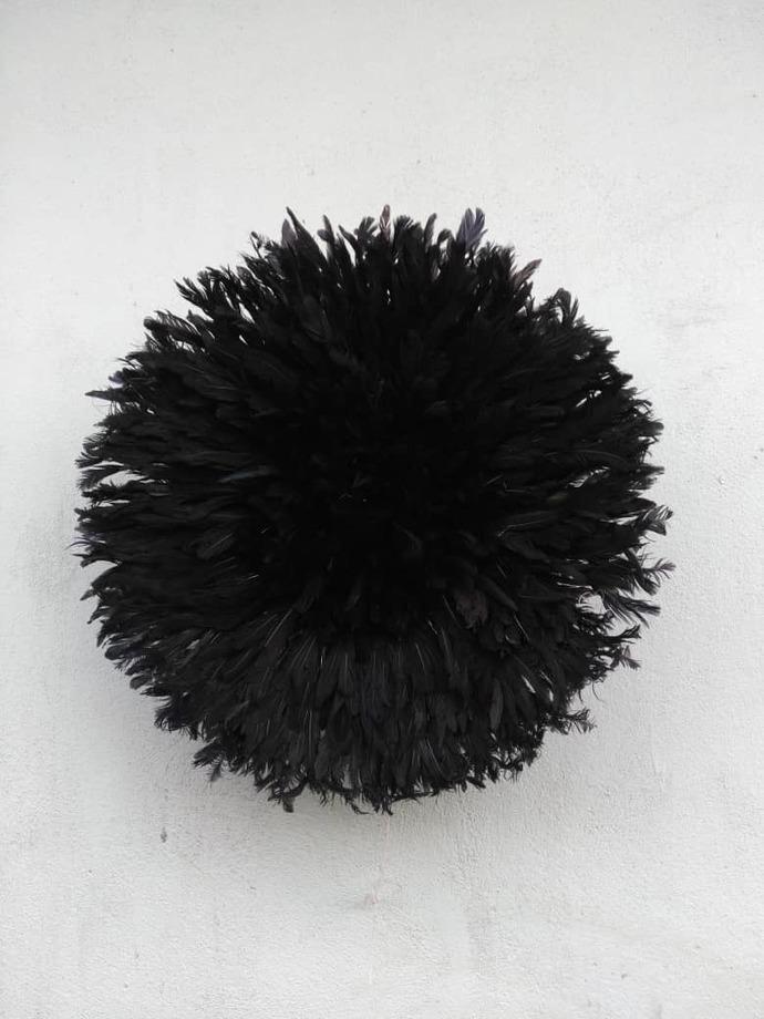 Juju hat black of 60 cm