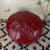 Leather pouf ,Moroccan Pouf ,cuir,genuine,handmade,ottoman,round,use,natural