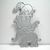 Small Elephant Family Metal Cutting Die Set
