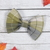 Avery Bow - Fall Collection - Breezy Plaid