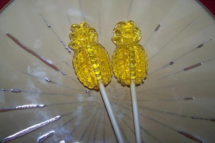 SpongeBob Patrick Pineapple Birthday Party Pack Lollipop Sucker Favor