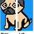 Pug Scarf