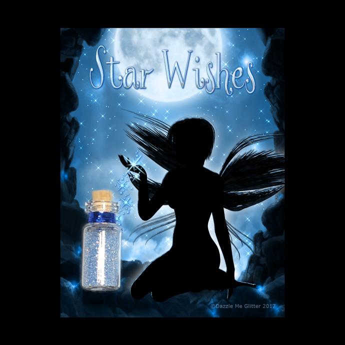 Star Wishes - Novelty fine glitter mix