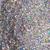 Unicorns Silver - Novelty fine glitter mix