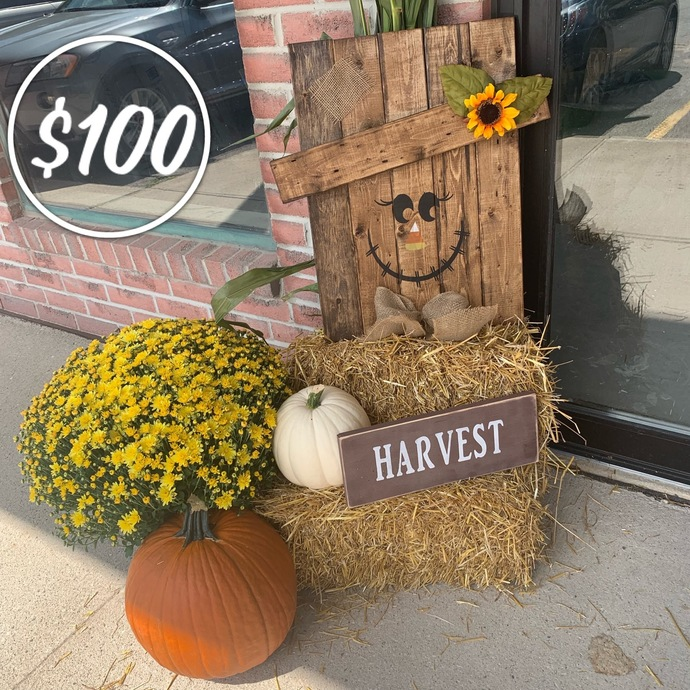 FALL PORCH PACKAGE- $100