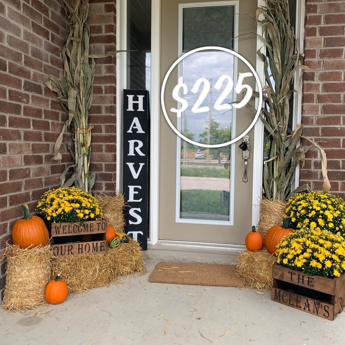 FALL PORCH PACKAGE- $225