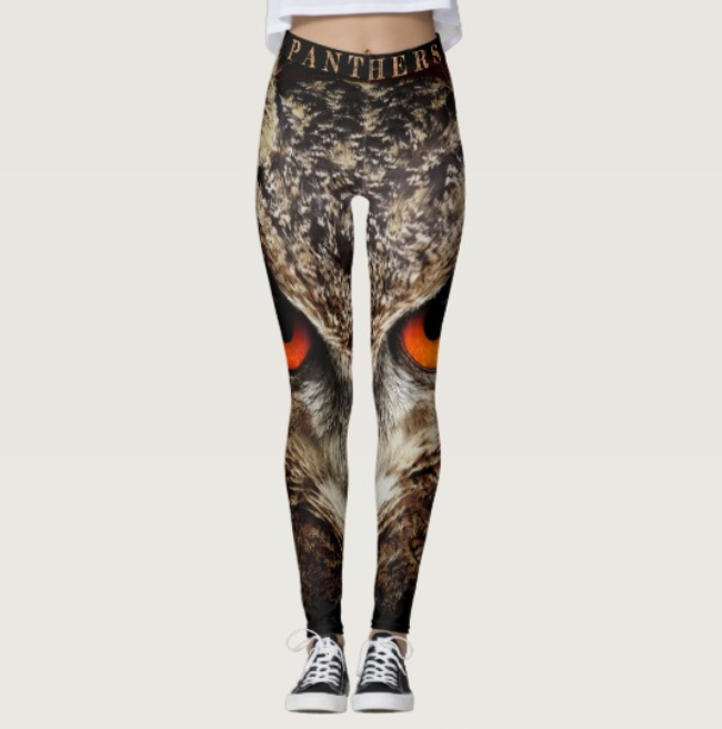 PANTHERS BY NBS Twilight Leggings