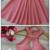 Sexy Sleeveless Pink Short Party Dress, Mini Cocktail Dress